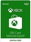$70 Xbox Gift Card (digital code) $63