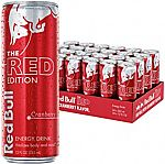 24 Pack Red Bull Energy Drink $2.50 (Price Mistake?)