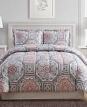Reversible Comforter Sets (Twin / Full / Queen / King) $20 (Various Styles)