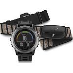 Garmin fenix 3 Multisport GPS Watch with HRM Run Monitor $320 (Save $125)