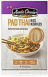Annie Chun's Rice Noodles, Pad Thai, 8 Ounce (Pack of 6) $4.33