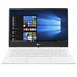 "LG Gram Laptop: i5-7200U 8GB RAM 256GB 1920x1080 2.07lbs 13"" $799, 15.6"" $899 + Free Shipping"