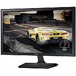 Samsung LS27E330HZX/ZA 27-Inch 1920x1080 Screen LED-Lit Gaming Monitor $133