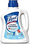 90-oz Lysol Laundry Sanitizer Additive, Crisp Linen $10.99