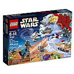 LEGO Star Wars Advent Calendar 75184 $35