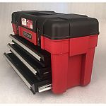 "Craftsman 23"" Wide Portable Tool Chest with three drawers $25"