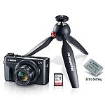 Canon G7 X Mark II Camera + 1TB Canon Connect Station CS100 + Pro-100 Printer Bundle $729 (After Rebate)