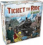 Ticket To Ride Europe Board Game $23
