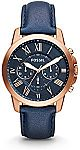 Up to 50% Off Fossil Watches , 25% Off Diamondback Bikes