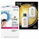 Olay Facial Cloths & All Day Moisturizer Bundle $20.96 (was $36)