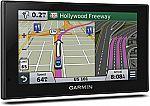 "Garmin nuvi 2589LMT 5"" GPS Navigation System with Bluetooth & Lifetime Maps $100"
