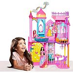 Barbie Rainbow Cove Princess Castle Playset $18