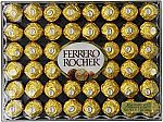48-Count Ferrero Rocher Hazelnut Chocolates $10.39