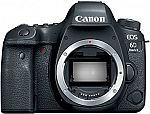 Canon EOS 6D Mark II Digital SLR Camera (Body Only) $1499