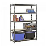 Up to 40% off Select Garage Rack Shelving and Pull-Out Trash Cans