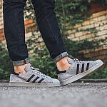 adidas Superstar 80s Primeknit Mens Shoes $39 (70%Off)