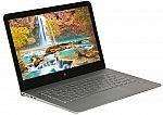 "HP ENVY 13"" QHD Laptop (i7-7500U 8GB 256GB SSD 3200 x 1800) $690"