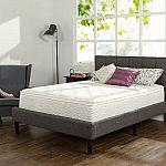 """Slumber 1 12"""" Comfort Euro Box Top Spring Mattress (Queen) $105"""