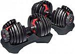Bowflex SelectTech 552 Dumbbells (Pair) $149.50
