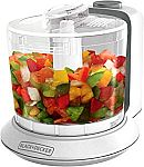 BLACK+DECKER 1.5-Cup Electric Food Chopper $9.22
