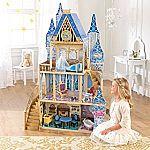 Disney Princess Cinderella Royal Dreams Dollhouse with Furniture $93.82 (Save 51%)