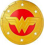 DC Super Hero Girls Wonder Woman Shield $6.60 (Save $5)