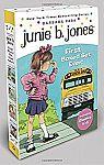 Junie B. Jones's First Boxed Set (Books 1-4) $6.46 (Org $19.96)