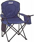 Coleman Oversized Quad Chair with Cooler $14.43 (81% Off) + More Tailgating Essentials