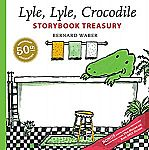 Lyle, Lyle, Crocodile Storybook Treasury (Lyle the Crocodile) Hardcover  $4.93 (Org $11.99)