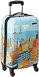 Samsonite Luggage NYC Cityscapes Spinner 20 $71