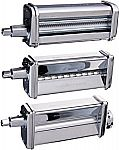 Kitchenaid KPRA Pasta Roller and cutter for Spaghetti and Fettuccine $89.57