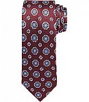 Jos A Bank Mens Reserve Collection Floral Medallion Tie $10 Shipped