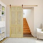 Up to 30% off Select Barn Doors with Hardware Kits + Free Shipping
