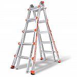 19' Little Giant  M22 Type 1 Aluminum Ladder $126