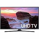 "Samsung UN55MU6300 55"" 4K Ultra HD Smart LED TV (2017 Model) $599"