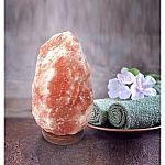 Himalayan Natural Salt Lamp, Large, 7-10 LBS $13