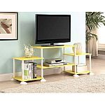 """Mainstays 3-Cube No-Tool Assembly Entertainment Center (Up to 40"""" TV) From $9.99 (Was $25)"""