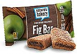 12-Ct Nature's Bakery Whole Wheat Fig Bar (Apple Cinnamon) $4.33