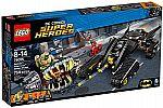 LEGO Super Heroes 76055 Batman: Killer Croc Sewer Smash Building Kit (759 Piece) $49 (orig. $80)