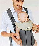 BABYBJORN Baby Carrier Active Walnut & Khaki $39 (orig. $160)