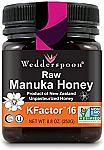 8.8-oz Wedderspoon 100% Raw Premium Manuka Honey KFactor 16+ $13 (Save $10)