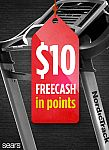 Sears: $10 Surprise Points on Sears Fitness and Sports goods (Shop Your Way Members only)