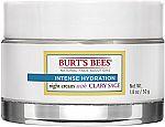 1.8-oz Burt's Bees Intense Hydration Night Cream $6.64