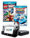Wii U System 32GB Build and Drive Blast From the Past System Bundle (GameStop Premium Refurbished) $139.99