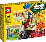 LEGO 10654 Classic XL Creative Brick Box (1600 Pcs.) $48