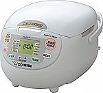 Zojirushi NS-ZCC18 10-Cup Neuro Fuzzy Rice Cooker $150
