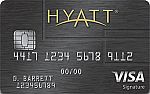 The Hyatt Credit Card  - Earn 40,000 Bonus Points with Purchase