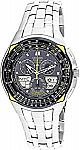Citizen Men's Blue Angels Skyhawk Eco-Drive Watch #JR3080-51M $248