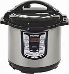 Gourmia 6-Quart Stainless Steel Pressure Cooker $50