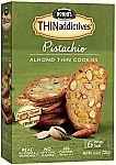 4.4-oz Nonni's Thinaddictives Pistachio Almond Cookies $1.33